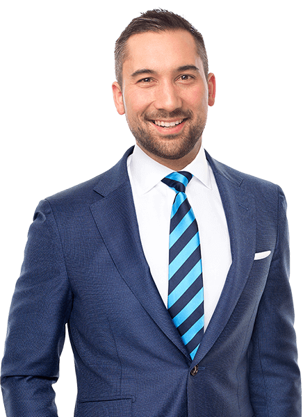 Aaron Pero - Christchurch Real Estate Agent